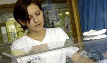 Néonatalogie : les soins prodigués aux bébés prématurés