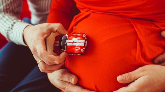 Voyager pendant la grossesse