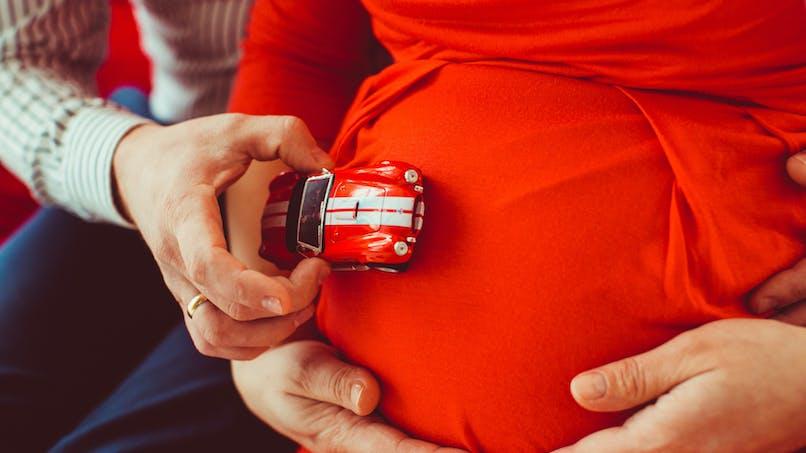 Quel moyen de transport privilégier pour une femme enceinte ?