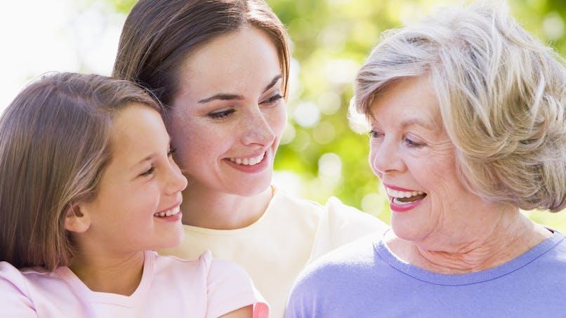 Quelle grand-mère est-elle ?