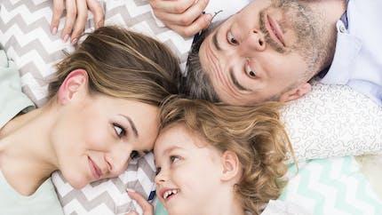 Apprendre à vivre avec l'enfant de son conjoint
