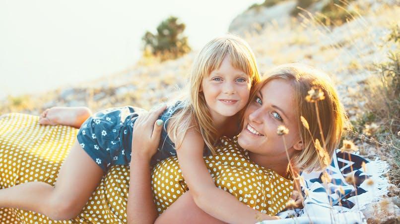 Mère et fille : une complicité évidente