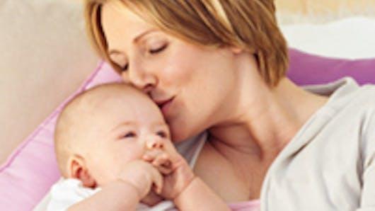 Cécile, maman d'Emile, 18 mois