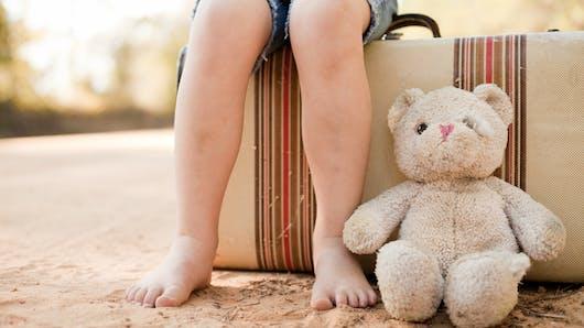 Préparer son enfant au départ en vacances