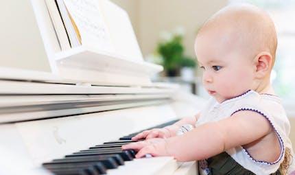 Du piano pour Bébé