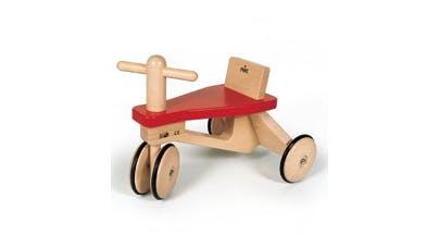 Tricycle en bois, Brindilles