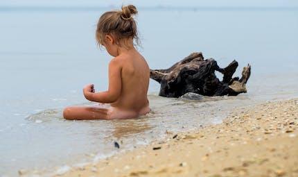 Nudité à la plage : qu'en pensent les enfants ?