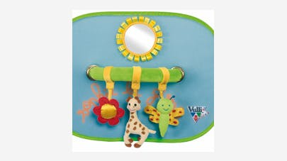 Arche activités Sophie la Girafe