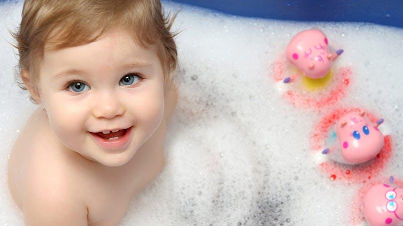 Tout sur le bain de Bébé