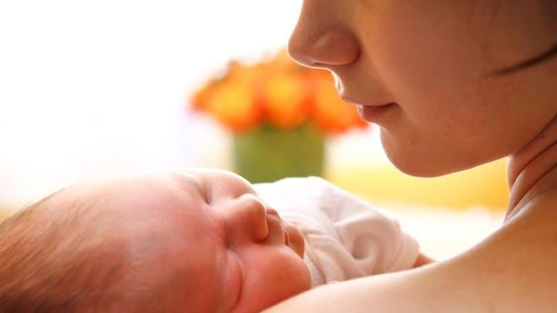 Bébé a une bronchite