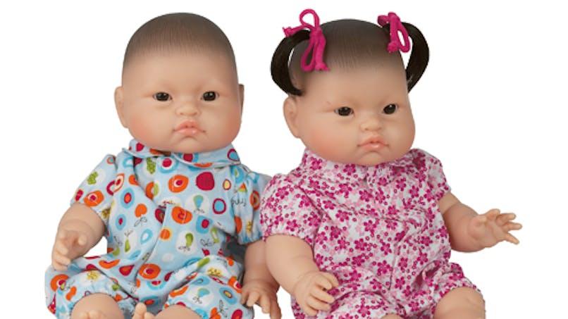 Bébés du Monde asiatique