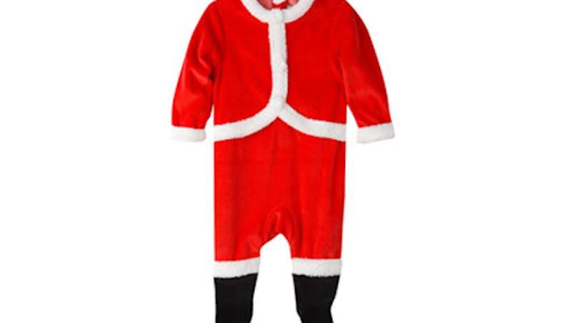 Costume de Noël
