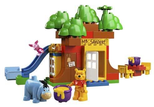 La maison de Winnie L'Ourson