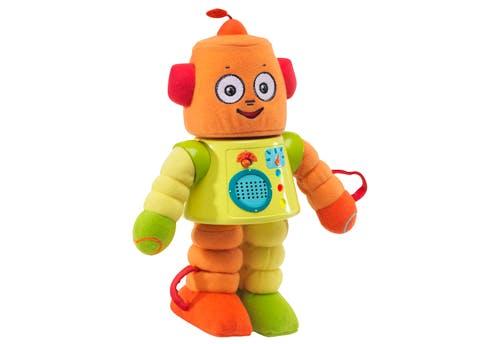 Robobo un petit robot rigolo
