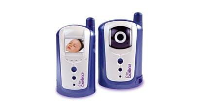 Baby alarme vidéo, Tigex