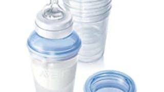 Recueillir son lait maternel