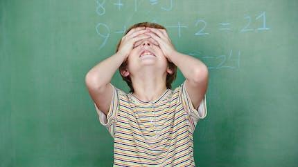 Mon enfant n'aime pas les maths, que faire ?