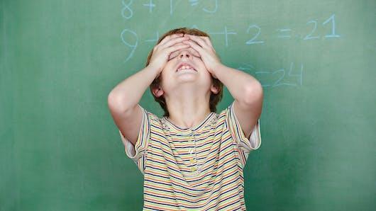 Mon enfant n'aime pas les maths : que faire ?