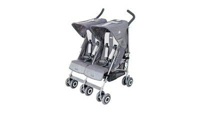 Poussette double Twin techno, Maclaren