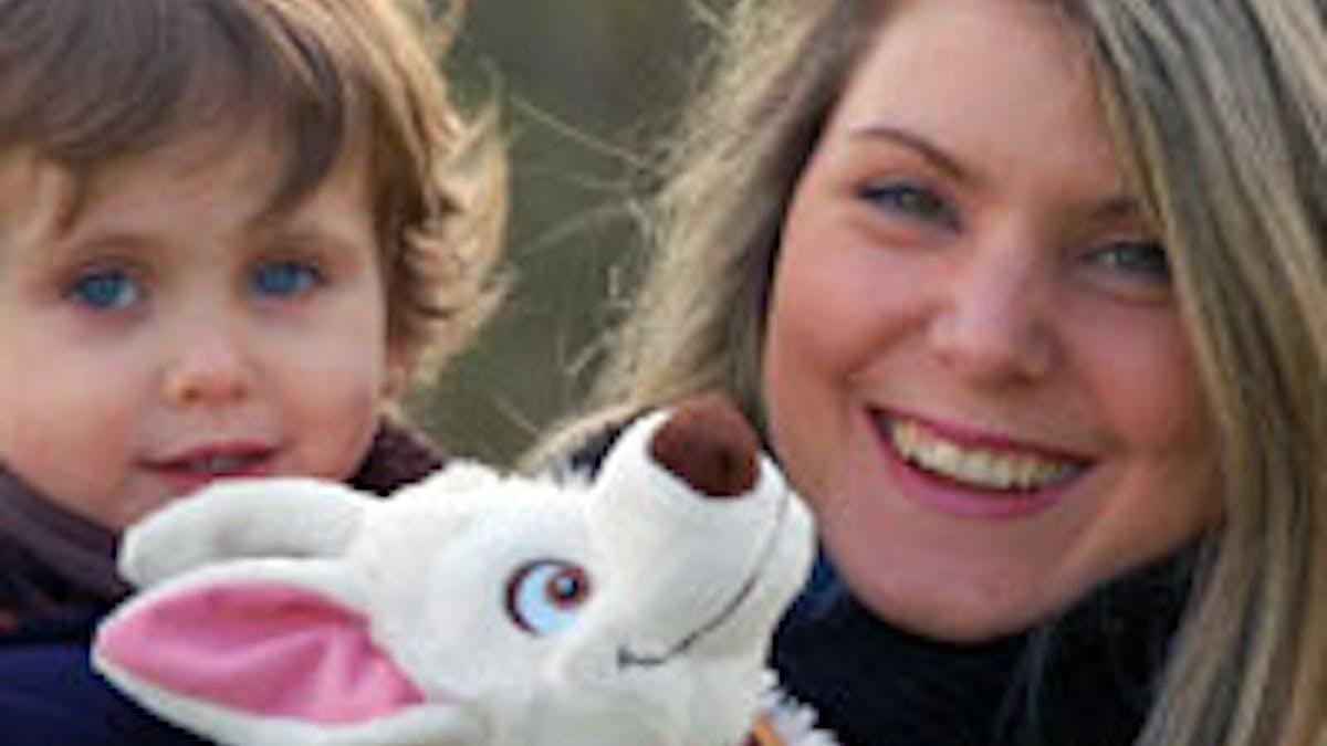Stéphanie, future maman de jumeaux