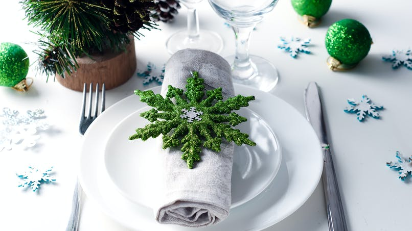 Noël : un menu de chef à petit prix