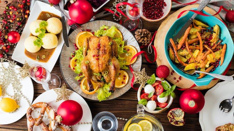 Préparer un repas de fêtes express