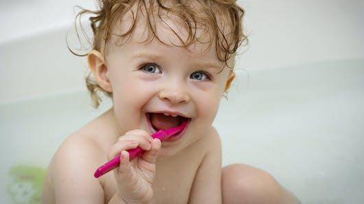 L'hygiène dentaire chez les enfants de 3 à 6 ans