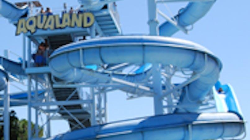 Aqualand de Saint-Cyr sur Mer