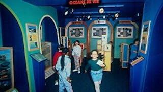 Centre de la mer<br>Institut Océanographique