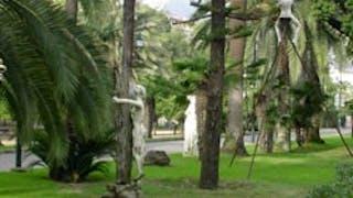 Jardin palais de Carnolès