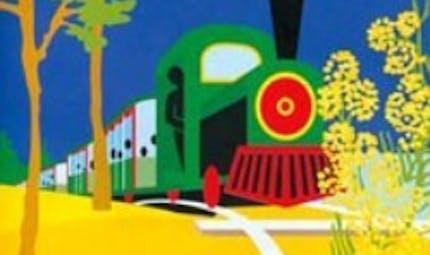 Le P'tit Train de Saint Trojan