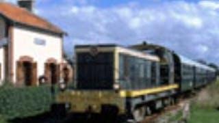 Le Train Touristique du Cotentin