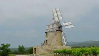 Moulin à vent de Benazeth
