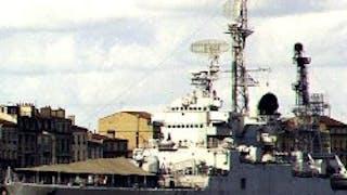 Visite du Croiseur Colbert