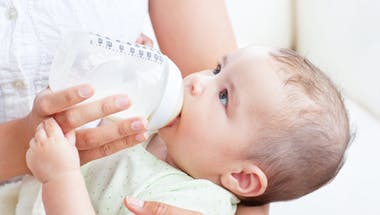 Sevrage et allaitement mixte