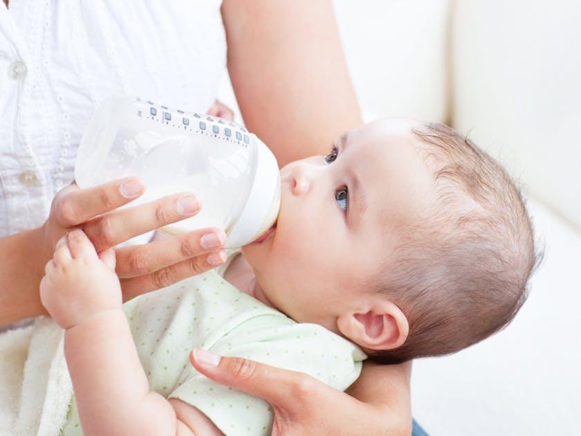 Sevrage et allaitement mixte - Retour des couches pendant allaitement ...