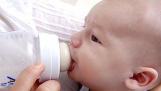 Sevrer Bébé à la reprise du travail