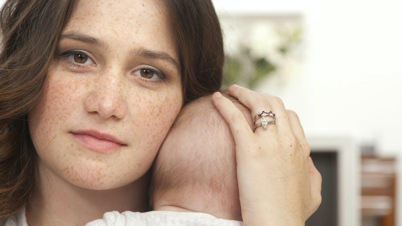 Elina est née à 28 semaines et est considérée comme grande prématurée.
