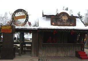 Direction le Village Disney du Père Noël