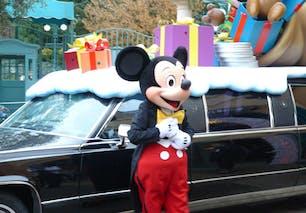 Mickey, rien que pour vous !