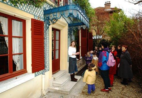 Maison des Jardies à Sèvres