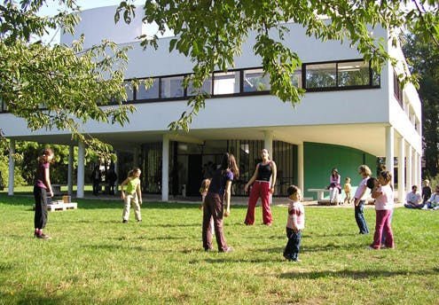 Villa Savoye à Poissy