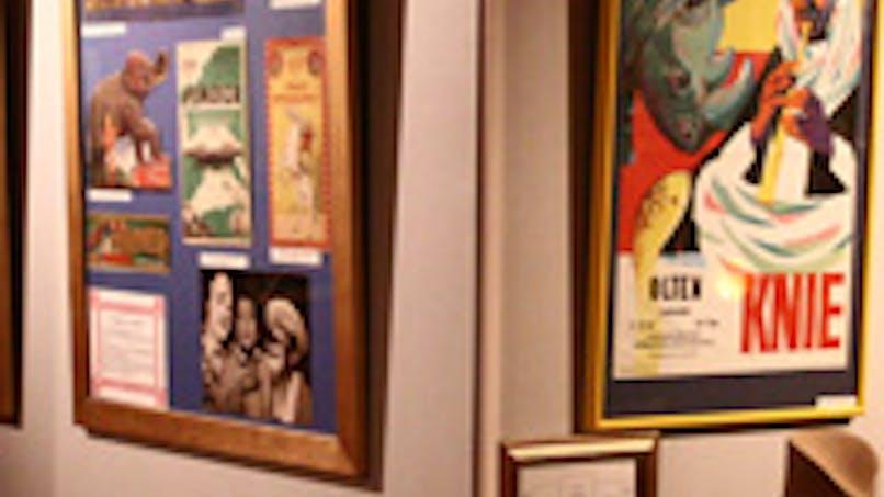 Musée du Cirque - La Gardine
