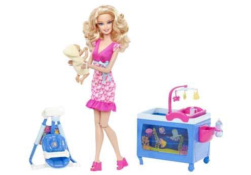 Barbie puéricultrice