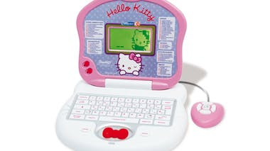 Computer Kid Hello Kitty