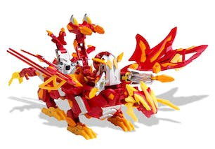 Le Dragonoid colossus Bakugan