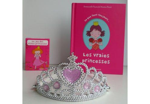 Le jeu des vraies princesses