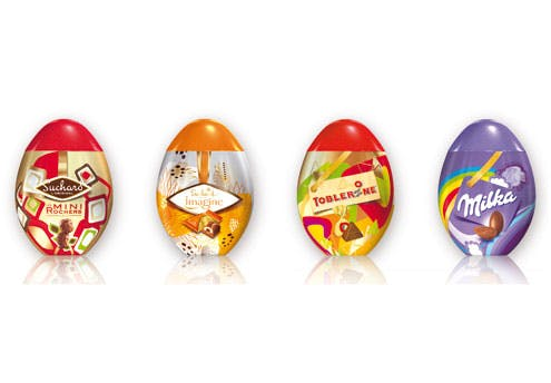 Les œufs gourmands