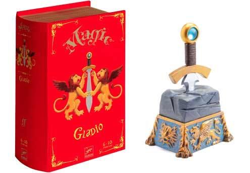 Magic Gladio