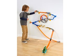 Piste Wall Tracks Hot Wheels
